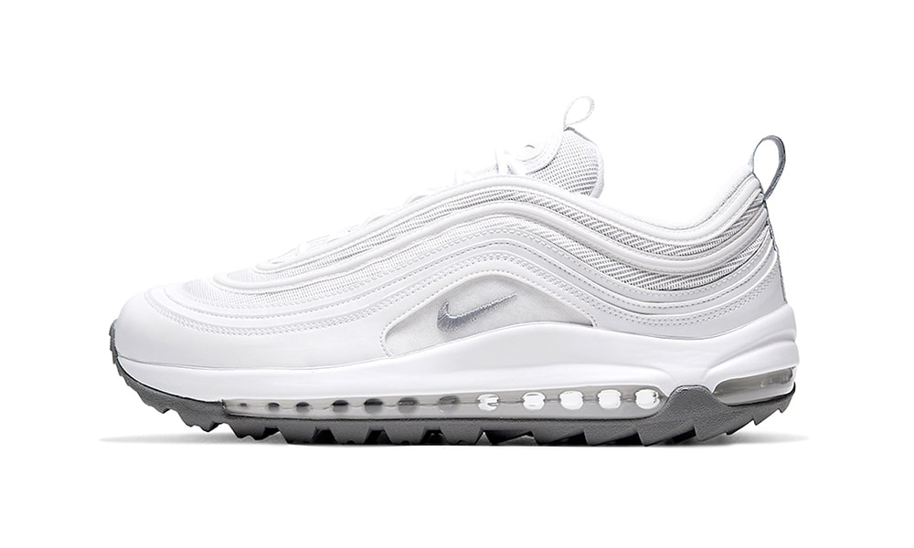 "NIKE AIR MAX 97 G ""Triple White""入荷☆"