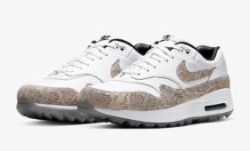 "NIKE AIR MAX 1 GOLF NRG ""SNAKESKIN""入荷☆"