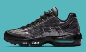 "NIKE AIR MAX 95 ""BLACK-AURORA GREEN""入荷☆"