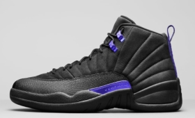 "NIKE AIR JORDAN 12 RETRO ""Black Dark Concord""入荷☆"
