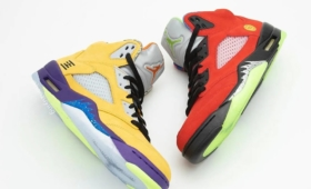 NIKE AIR JORDAN 5 RETRO SE WHAT THE入荷☆