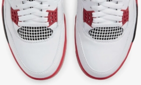 "NIKE AIR JORDAN 4 RETRO OG ""FIRE RED""入荷☆"