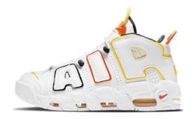 "NIKE AIR MORE UPTEMPO ""Roswell Rayguns White""入荷☆"