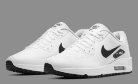 "NIKE AIR MAX 90 GOLF ""White & Black""入荷☆"