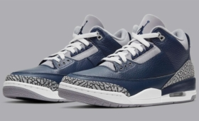NIKE AIR JORDAN 3 RETRO MIDNIGHT NAVY入荷☆